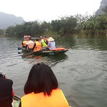 Trang An with Công Family