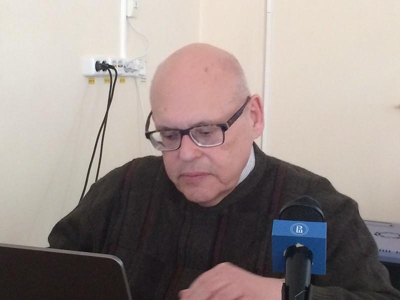 Андреев рассказывает о законе Престона