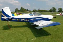 G-RVJO Vans RV-9A (PFA 320-13778) Popham 080608