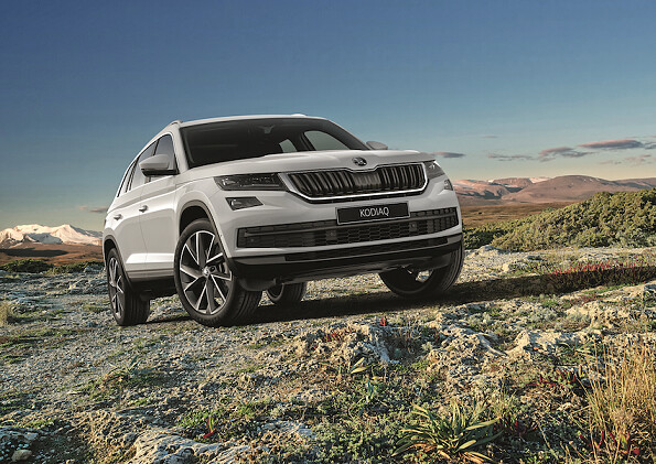 Skoda Kodiaq Launch in UAE Carbonoctane News