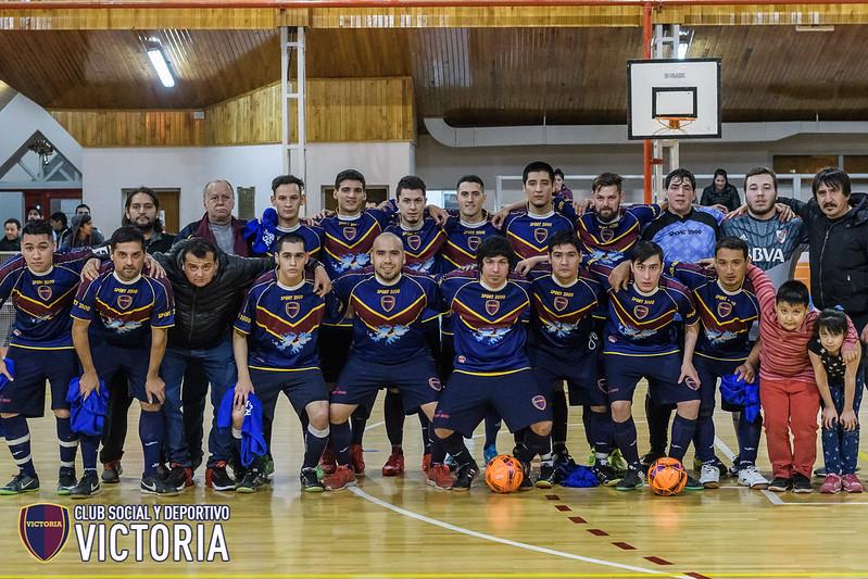 Torneo de Futsal AFA 2018 [Futsal] Victoria vs Club de Barrio - 07/04/18