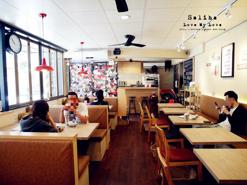 新店大坪林七張站附近早午餐餐廳推薦雨田家 (21)