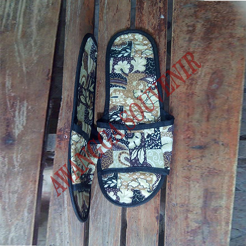 sandal hotel batik 2.5k