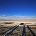long shadows on a land of salt by daniel.virella