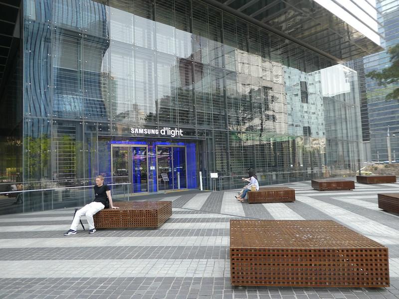 Samsung D'Light, Gangnam, Seoul