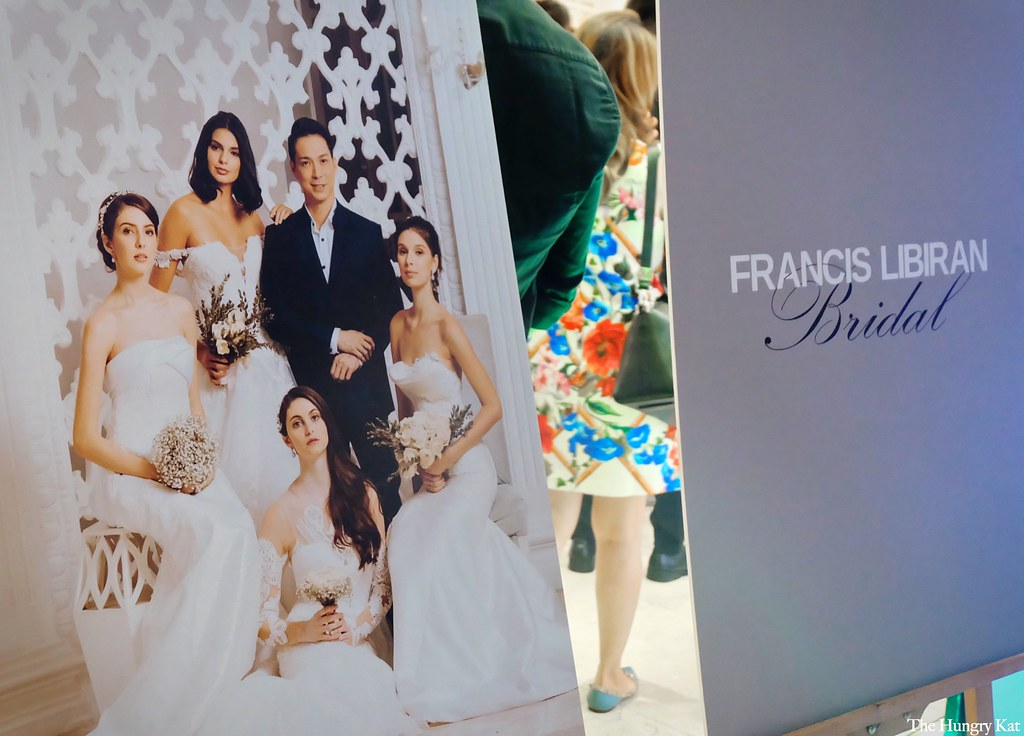 The Hungry Kat — Francis Libiran Bridal Features Mon Amour 2018...
