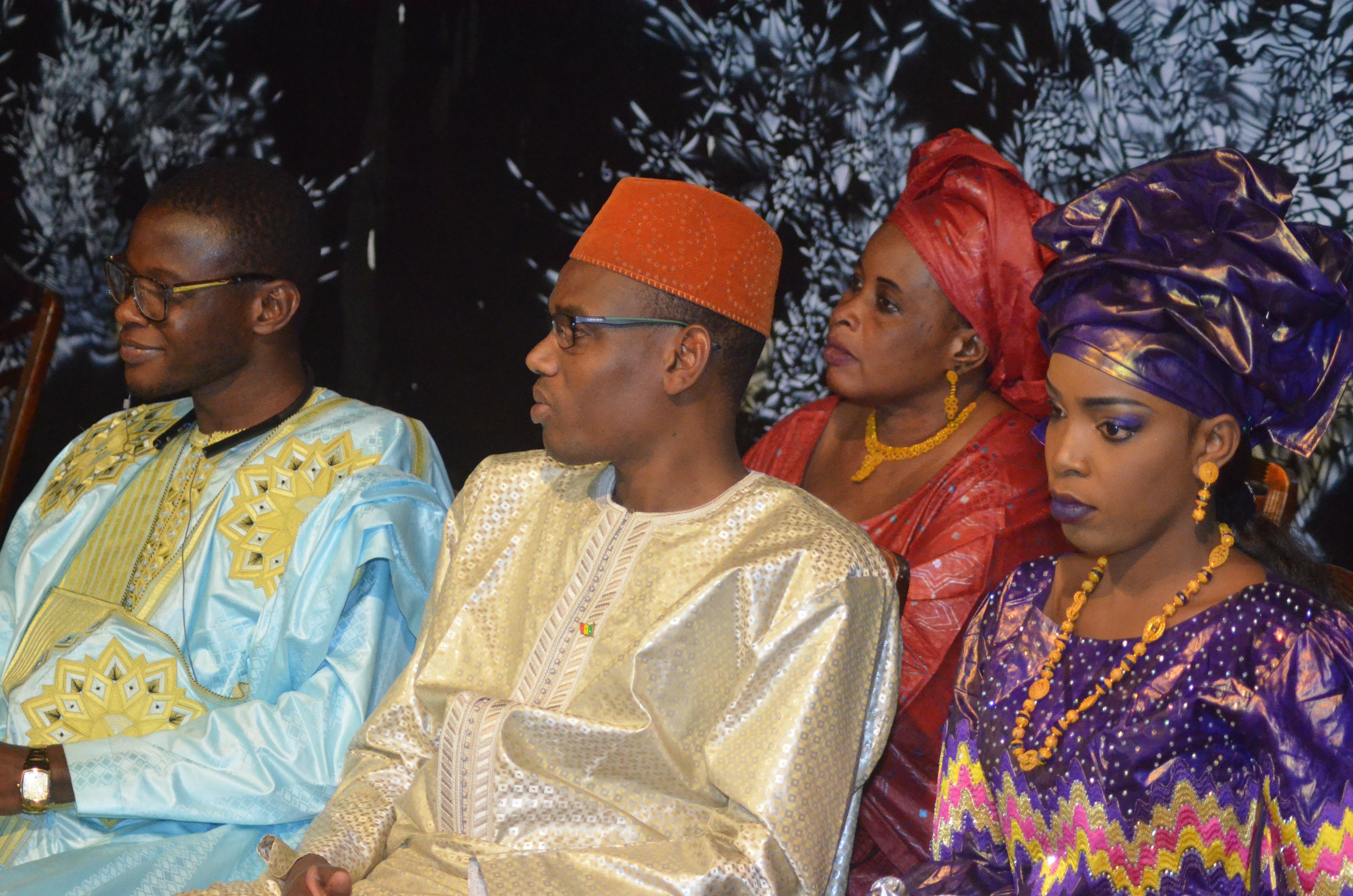 Première Edition soirée culturelle de l'Association Boyinadji Ma fierté de Bokidiawé, le parrain Bocar Abdoulaye Ly appelle à l'union des cœurs (12)