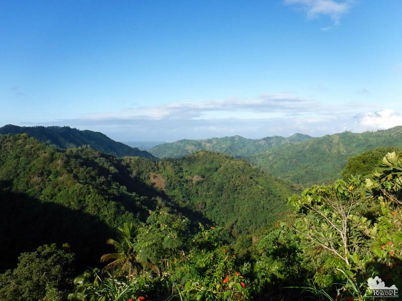 Lovely Cebu Highlands scenery