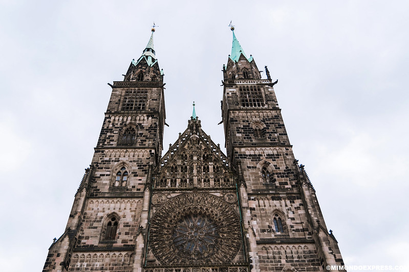 Iglesia de San Lorenzo, Nuremberg