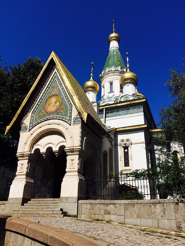 Russian Church, St Nikolay