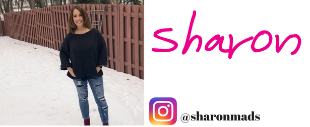 Sharon blog
