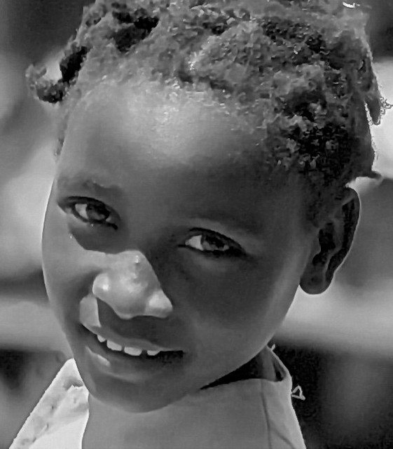 Smiling Haiti Cherie