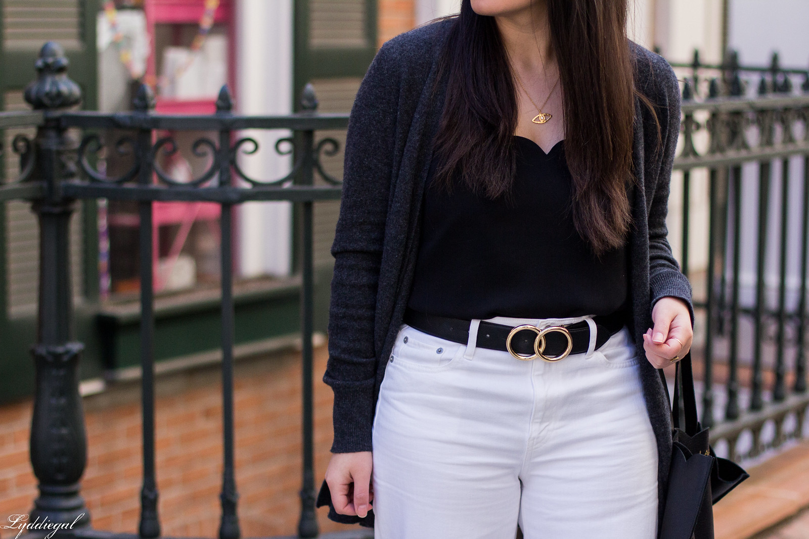 black scalloped tank, white wide leg jeans, grey cashmere cardigan-10.jpg