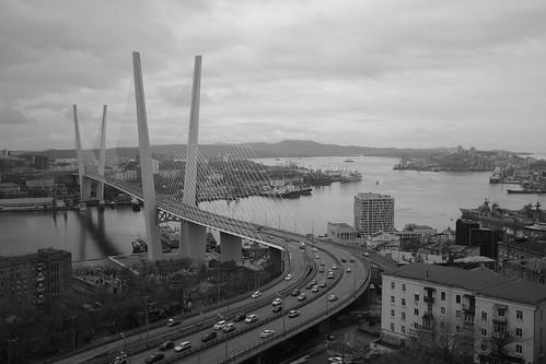 'Золотой мост' at Vladivostok 15-04-2018 (5)