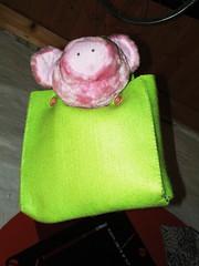 Beutelschwein