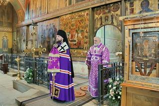 Панихида в Софийском соборе 130