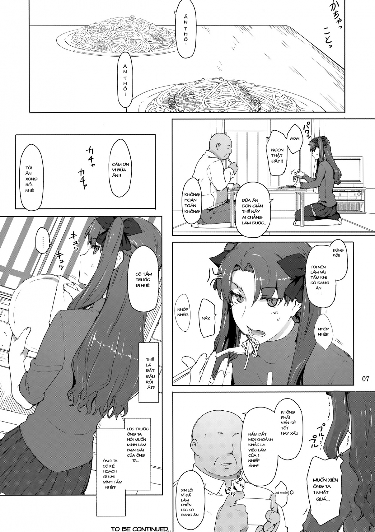 HentaiVN.net - Ảnh 6 - Tohsaka-ke no Kakei Jijou 10 (Fate/stay night) - Chap 1