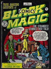 Black Magic Comics England