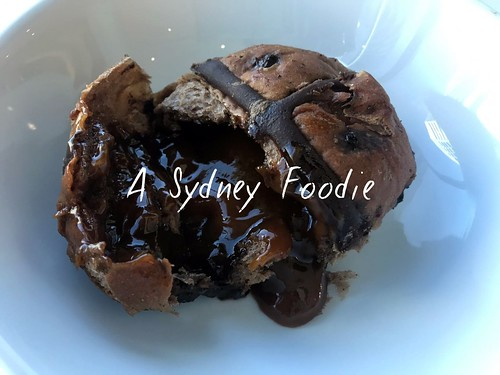 Zumbo Hot Cross bun