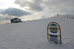 V dubnu se dá stále solidně běžkovat na přírodním sněhu