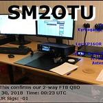 SM2OTU_201803300023_80M_FT8 near Mäntyvaara