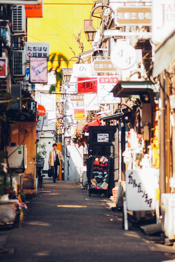Golden gai|新宿黃金街