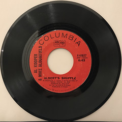 AL KOOPER & STEVE STILLS:SEASON OF THE WITCH(RECORD SIDE-B)