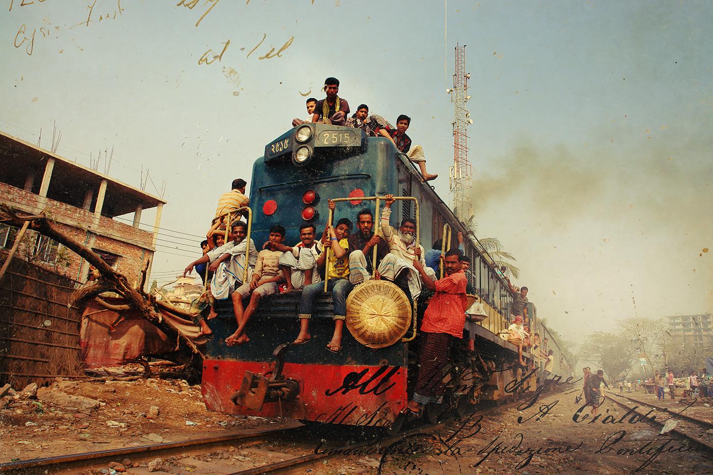 Самый ненужный лайфхак время, место, главное, Бангладеш, можно, навыки, козырное, движения, нехило, раскачивается, поезд, детства, сможете, нужны, подложить, стоять, горячая, очень, крыши, поверхность