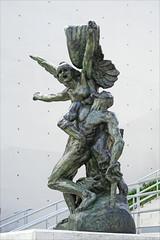 La Défense d'Auguste Rodin (Seine musicale, Boulogne-Billancourt)