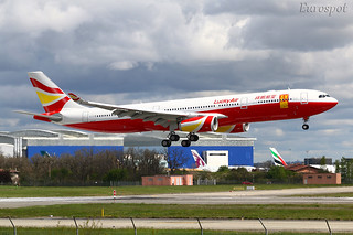 F-WWYY Airbus A330 Lucky Air
