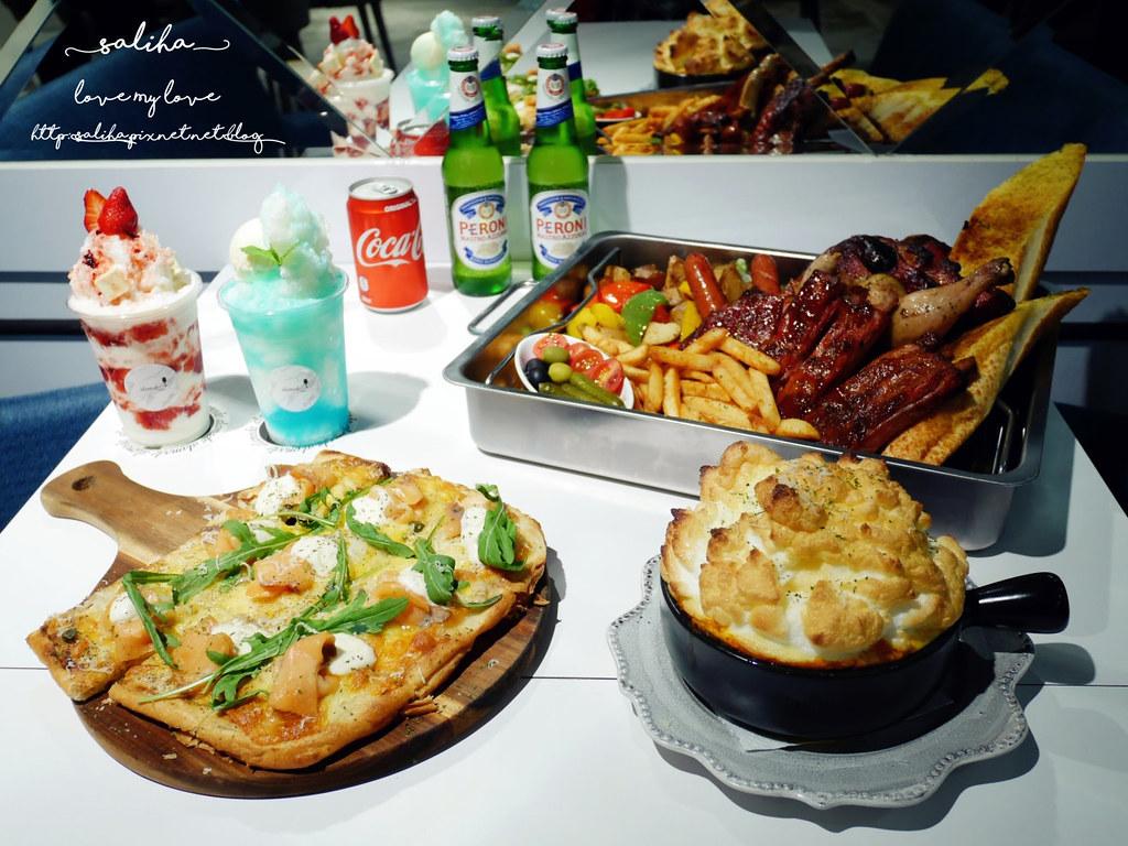 台北東區餐廳大份量聚會美食分享餐推薦alamode Table