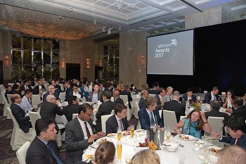 IJGlobal Awards Asia-Pacific Gala Dinner 2017