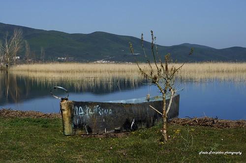 lake kilkis greece