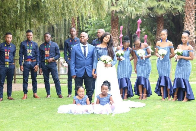 Sotho Wedding 2019 Styles