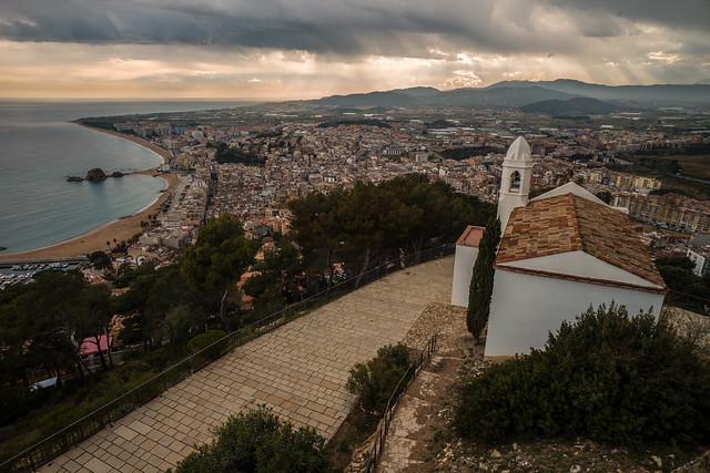 Castle view.....