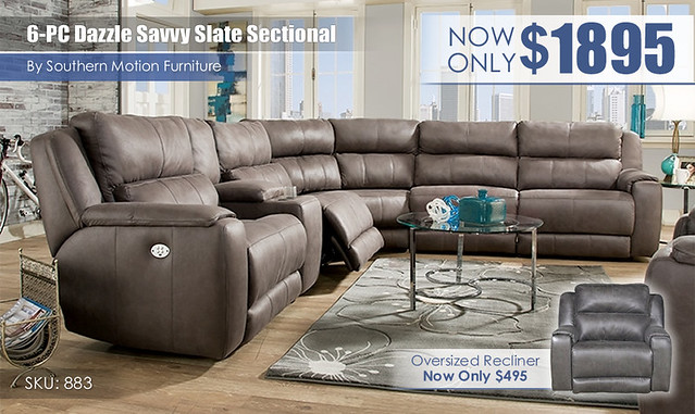 Dazzle Sectional_883