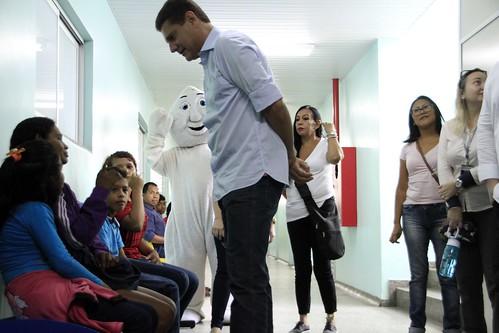 14-04-18-Dia D de vacinação contra Sarampo