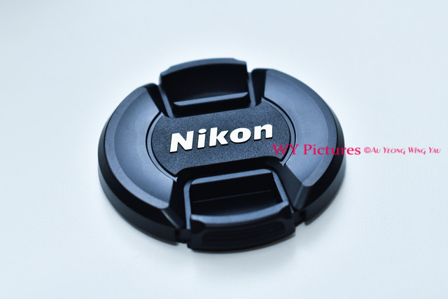 Nikon Lenscap Close-up