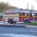 Fire Engine at Plympton Dec 2017 #2