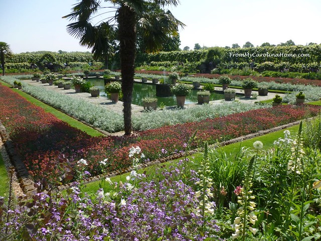 Kensington Palace and Gardens at FromMyCarolinaHome.com