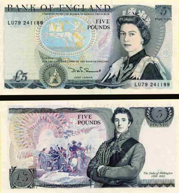 5 Libier Veľká Británia 1980-88, P378c
