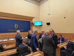 Presentazione alla Camera del ddl anti Bolkestein