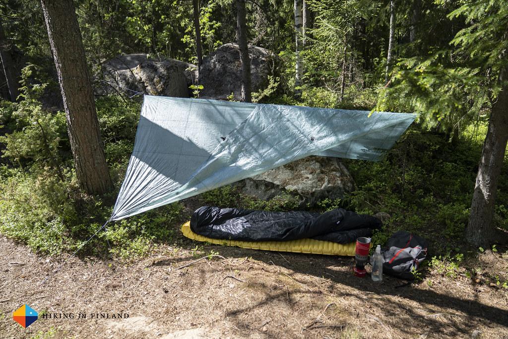 Camp idyll