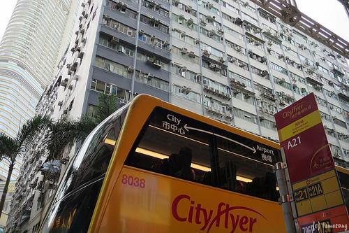 City Flyer A21