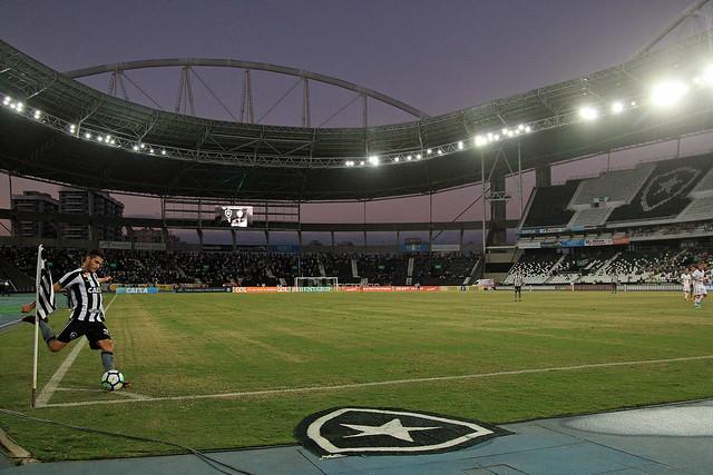 Botafogo 1 x 1 Vitória