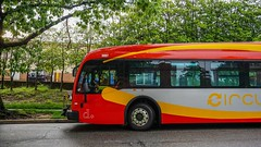 DC Circulator 2017 Proterra Catalyst BE40 E2 #3007
