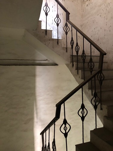 City Hangout - a Beautiful Staircase, Janpath Market