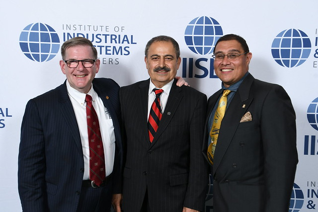 IISE Annual 2018 Honors & Awards ceremony and Presidents Reception