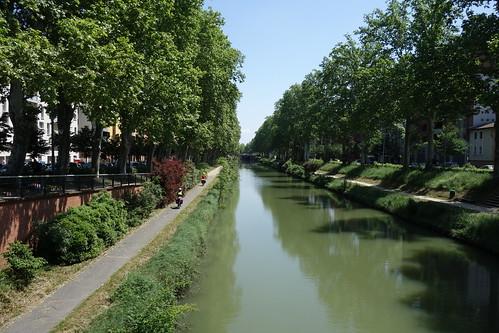 Canal du Midi - Toulouse, France