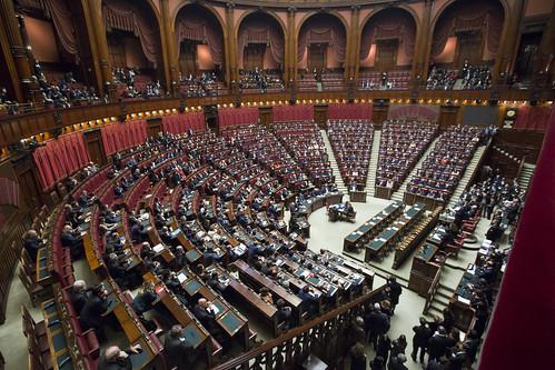 Photo credit: Camera dei deputati
